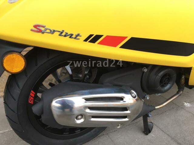 Detailfoto 6 - SPRINT SPORT 50 S50 S 50 3V 4Takt Neufahrzeug