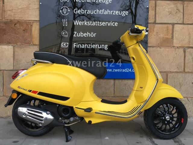 Detailfoto 1 - SPRINT SPORT 50 S50 S 50 3V 4Takt Neufahrzeug