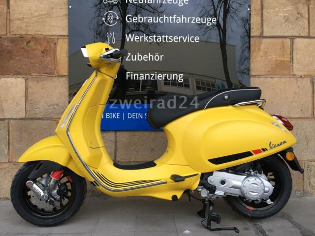 Detailfoto 2 - SPRINT SPORT 50 S50 S 50 3V 4Takt Neufahrzeug