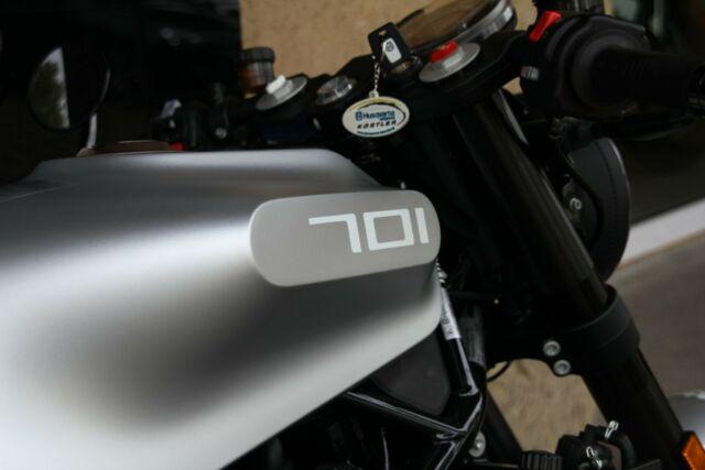 Detailfoto 10 - Vitpilen 701 ABS - viel Zubehör - Werksgarantie