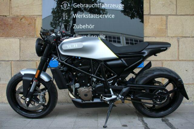 Detailfoto 2 - Vitpilen 701 ABS - viel Zubehör - Werksgarantie