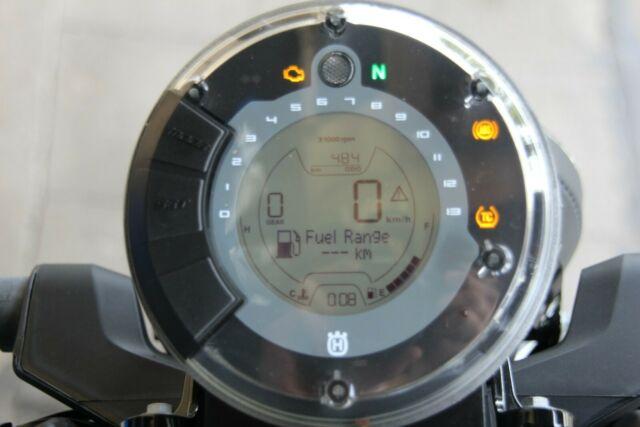 Detailfoto 7 - Vitpilen 701 ABS - viel Zubehör - Werksgarantie