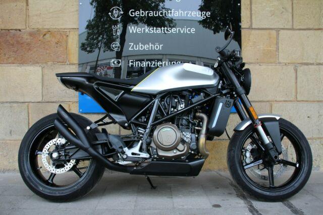 Detailfoto 1 - Vitpilen 701 ABS - viel Zubehör - Werksgarantie