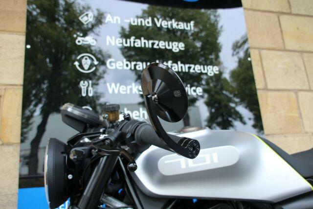 Detailfoto 8 - Vitpilen 701 ABS - viel Zubehör - Werksgarantie