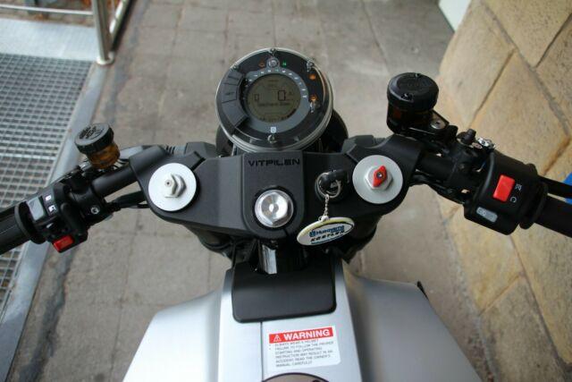 Detailfoto 9 - Vitpilen 701 ABS - viel Zubehör - Werksgarantie