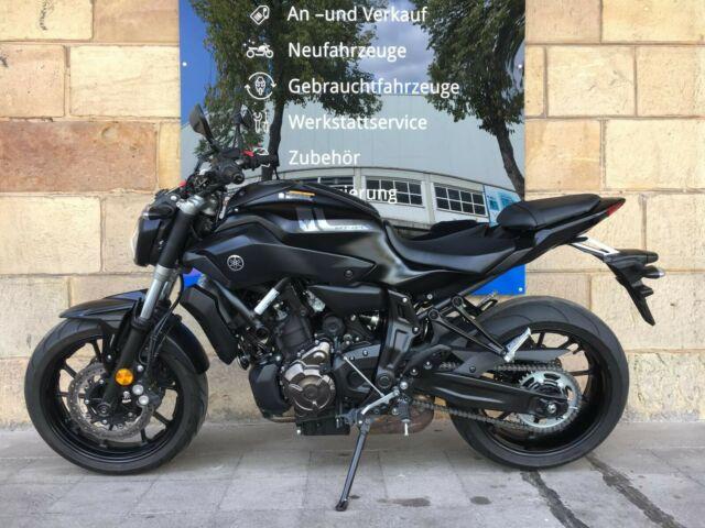 Detailfoto 3 - MT 07 MT-07 MT07 ABS - TOP - Finanz. 4,9%