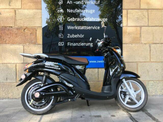 Detailfoto 1 - NOVI C 1500 E-Scooter Elektroroller Roller