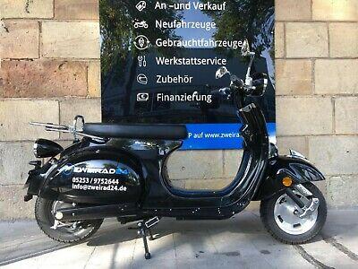 Bild 1 - 284807476 NOVA R 2000 E-Scooter Elektroroller Roller Retro