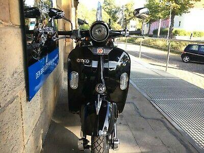 Bild 5 - 284807476 NOVA R 2000 E-Scooter Elektroroller Roller Retro