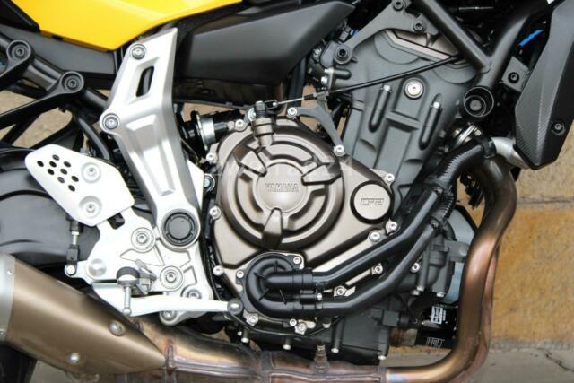 Detailfoto 3 - MT-07 MT 07 MT07 ABS - Finanz. 4,9%