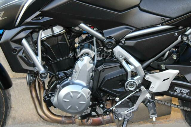 Detailfoto 4 - Z 650 ABS Z650 - A2 - Neuwertig - Finanz. 4,9%