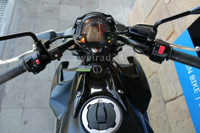Detailfoto 13 - Z 650 ABS Z650 - A2 - Neuwertig - Finanz. 4,9%