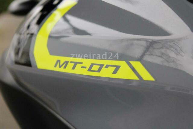Detailfoto 11 - MT-07 MT 07 MT07 ABS - Finanz. 4,9%