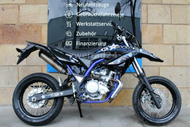Detailfoto 1 - WR 125 X WR125X - ZR24 Edition - Finanz. 4,9%