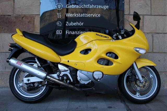 Detailfoto 1 - GSX 600 F GSX-F 600 GSXF