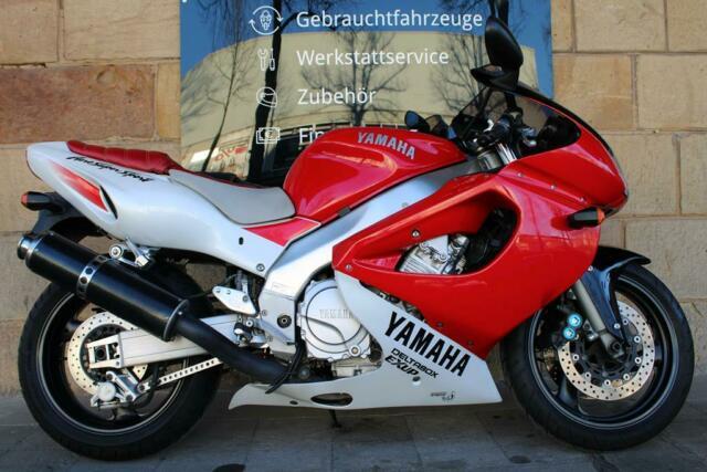 Detailfoto 1 - YZF 1000 R YZF1000R YZF-R 1000