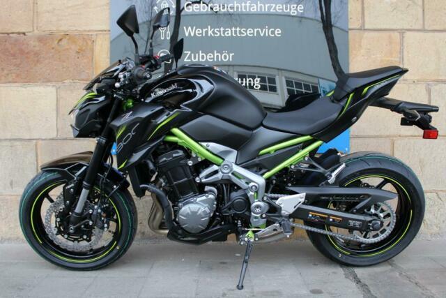 Detailfoto 4 - Z 900 Z900 Z-900 ABS Finanz. ab 2,9%