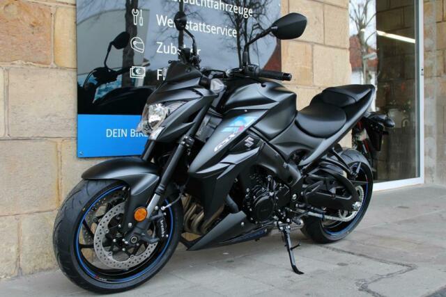Detailfoto 4 - GSX-S GSXS GSX S 1000 ZAL9