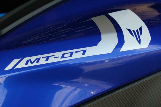 Detailfoto 13 - MT 07 ABS  MT07 MT-07 - Finanz. 3,9%