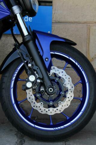 Detailfoto 11 - MT 07 ABS  MT07 MT-07 - Finanz. 3,9%