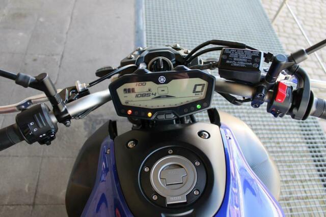 Detailfoto 14 - MT 07 ABS  MT07 MT-07 - Finanz. 3,9%