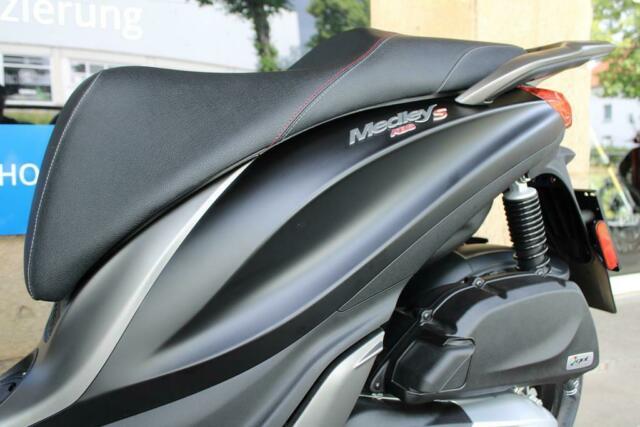 Detailfoto 8 - MEDLEY S 125 ABS E4 I-GET SPORT SOFORT VERFÜGBAR