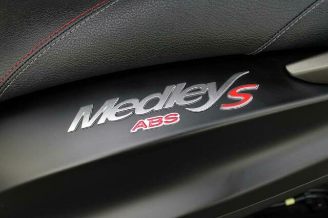 Detailfoto 3 - MEDLEY S 125 ABS E4 I-GET SPORT SOFORT VERFÜGBAR