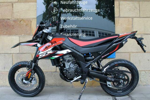 Detailfoto 2 - SX 125 4T SUPERMOTO ABS SOFORT VERFÜGBAR