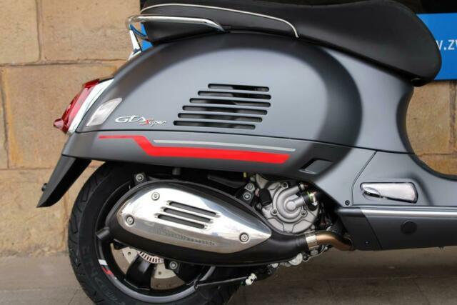 Detailfoto 7 - GTS 300 Super Sport HPE E5 2021