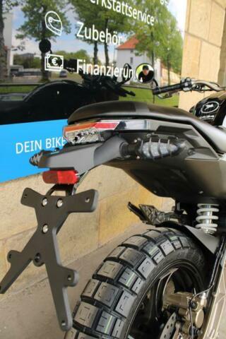Detailfoto 9 - ZONTES G1 - ZT125-G1 - CAFÈ RACER ABS