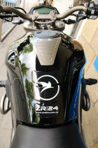 Detailfoto 13 - ZONTES G1 - ZT125-G1 - CAFÈ RACER ABS