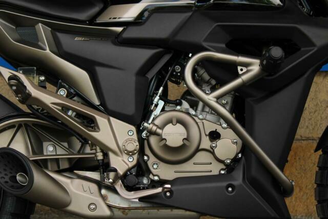 Detailfoto 3 - ZONTES G1 - ZT125-G1 - CAFÈ RACER ABS