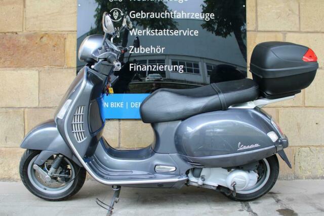 Detailfoto 2 - GT 125 L GRANTURISMO 125 L